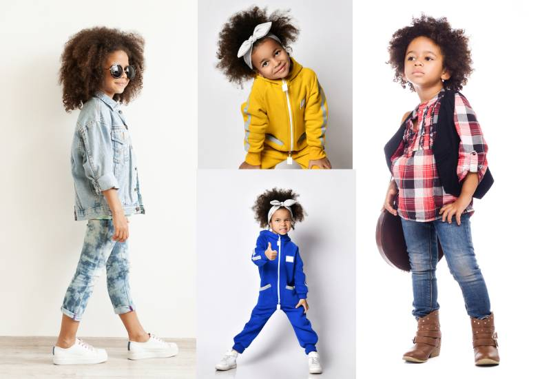 #FashionTips: Things you should keep in mind when dressing children