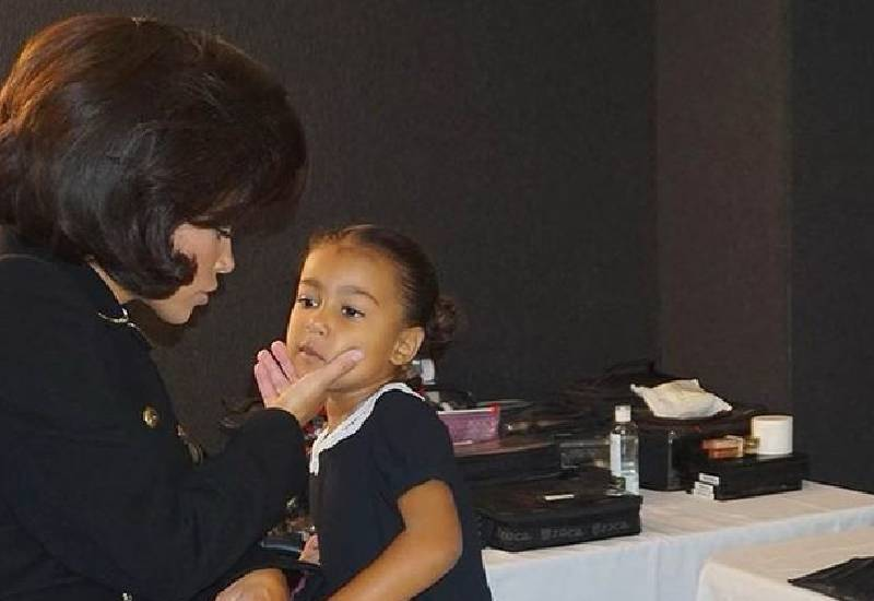 Kim Kardashian shares gushing birthday tribute to daughter North as she turns 8