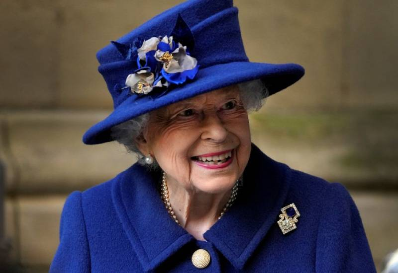 One does not feel old, says 95-year-old Queen Elizabeth