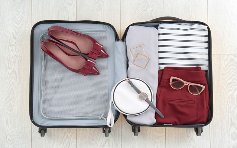 A minimalist's guide to packing for a trip