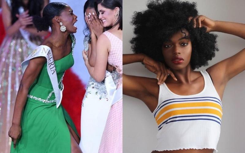 #WCW: Miss World Nigeria Nyekachi Douglas, women uplifting women