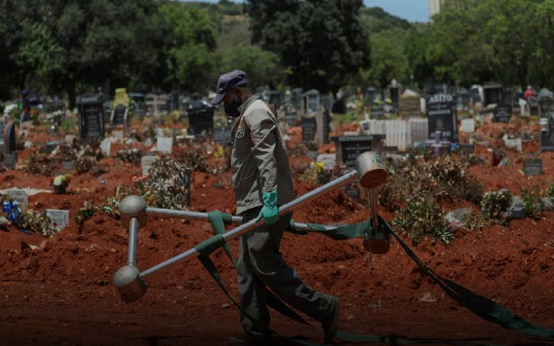 Africa Covid-19 deaths surpass 100,000 after second wave