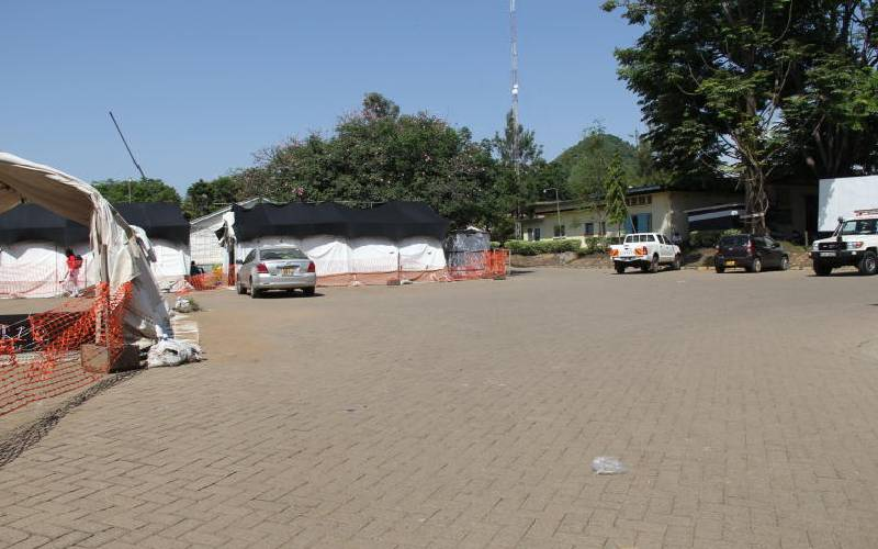 Fear as Homa Bay hospital runs out of oxygen amid rising Covid-19 new cases