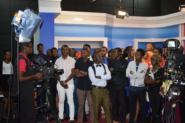 KTN News Studio