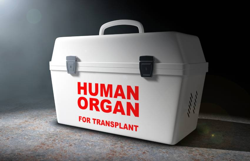 Organ, tissue donor law in limbo after Bill collapses