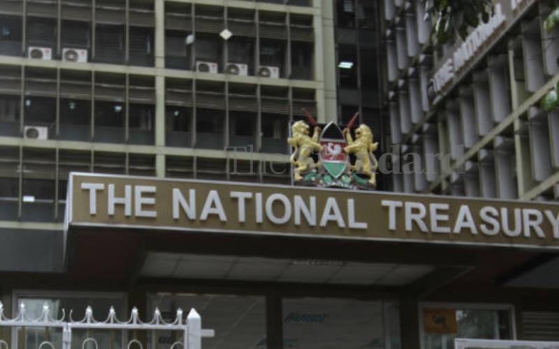 18 counties risk not getting funds from Treasury over high wage bill