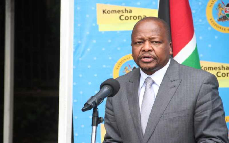 Covid-19: Kenya records 66 new cases
