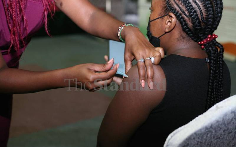Government sets aside sh7 billion for Covid-19 vaccines