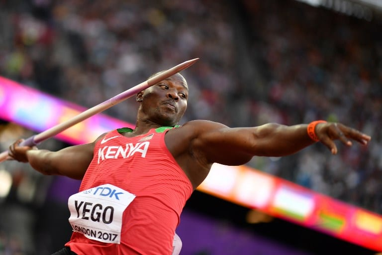 Africa Javelin Champ Julius Yego builds Sh400,000 gym at home with Covid Athletics fund