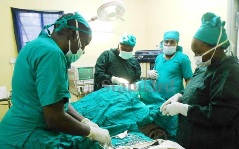Why Endebess MP Robert Pukose juggles surgery and politics