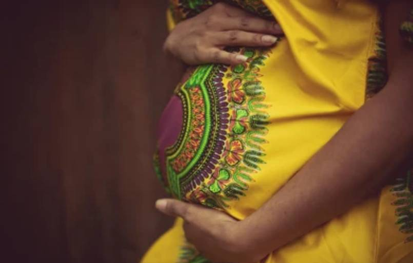 Rough roads could detach placenta from the uterus