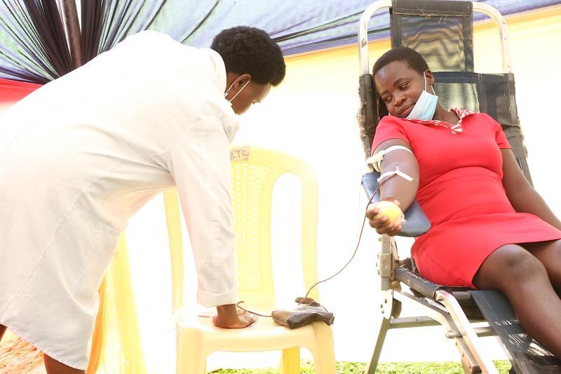Blood bank: Matters still a little bloody