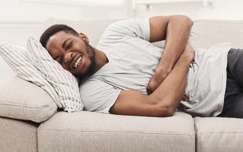 Men don't fall sick, they just feel unwell