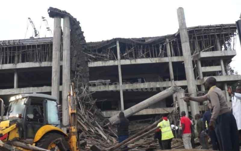 'Mjengo' is Kenya's most dangerous job