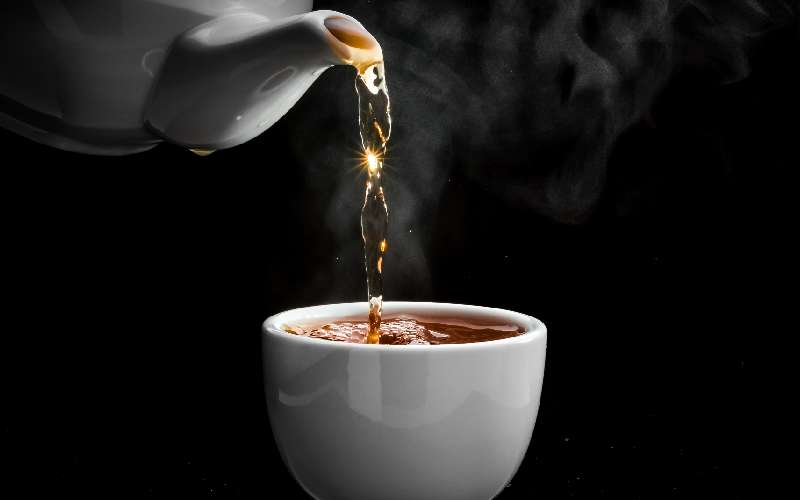 Very hot tea can cause throat cancer