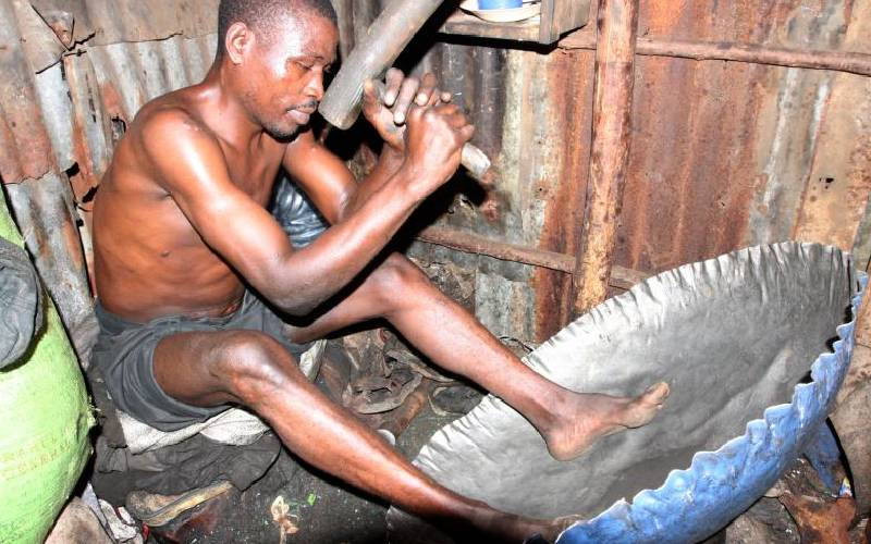 Why Jua Kali artisans face highest risk of hearing loss