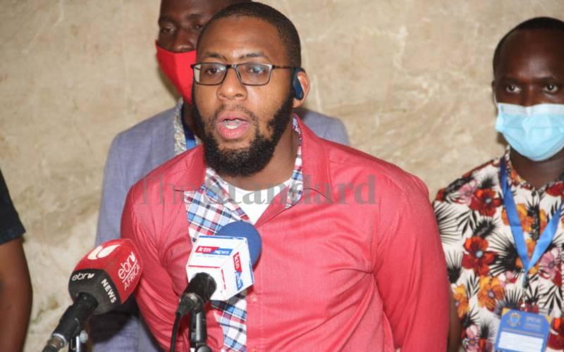 Dr Chibanzi Mwachonda loses KMPDU secretary general post