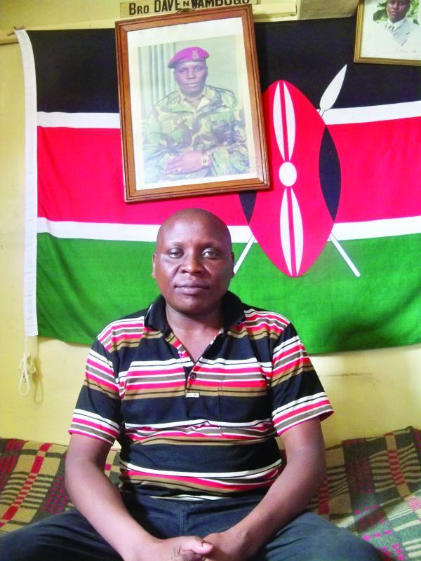 Bodyguard of former President Mwai Kibaki stuck in hospital over Sh100,000 bill