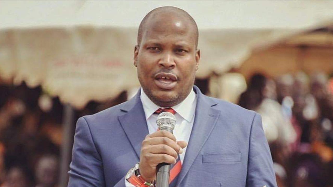 In six years, President Uhuru Kenyatta's personal assistant, Jomo Gecaga paid former Nairobi County Governor Evans Kidero Sh30 million in rent