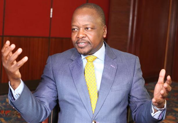 Kagwe: Why we banned private importation of Covid-19 vaccine