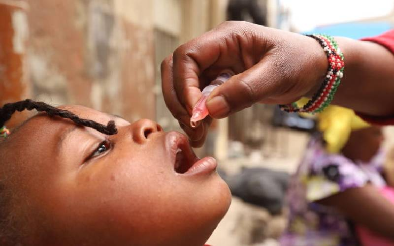 New polio vaccine to save millions of children from fresh outbreaks