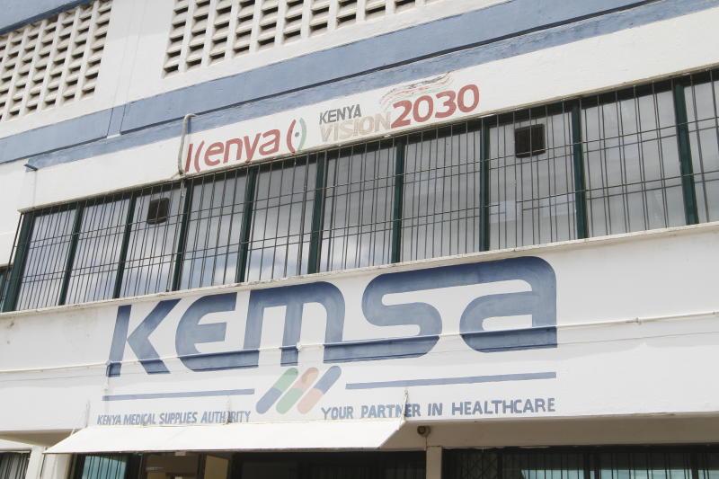 Uhuru disbands KEMSA Board