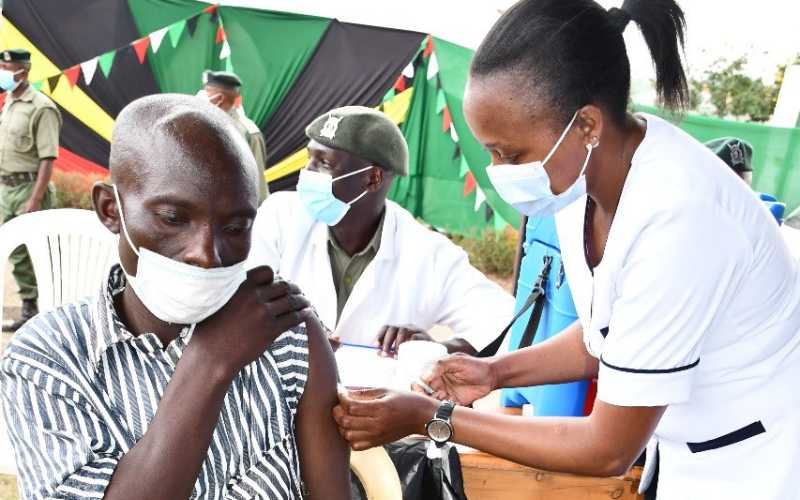 Covid-19 vaccination: Exercise begins in prisons
