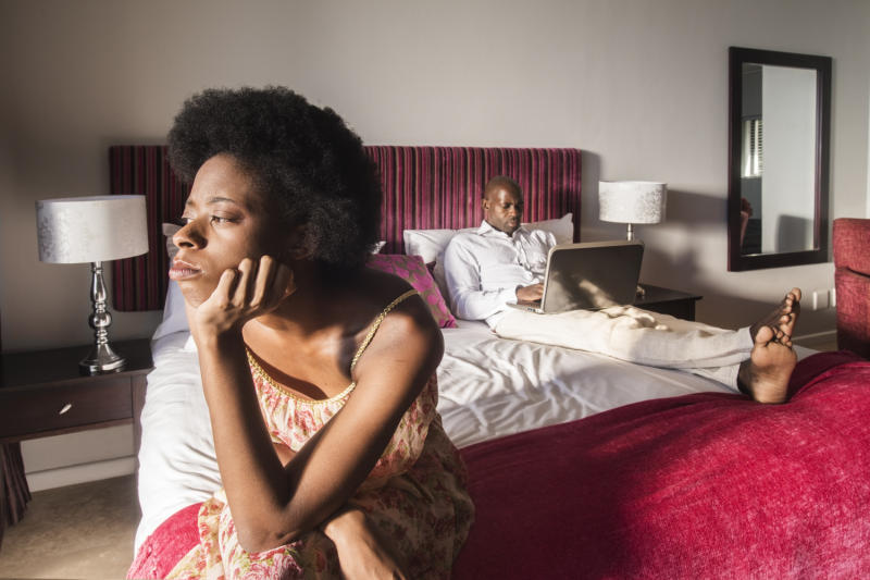 Report: Lockdowns kill sex in most marriages