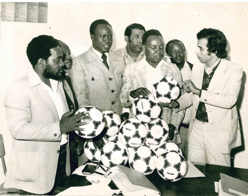 Brewed soccer: How the late Kenneth Matiba uncorked the distilled story of Tusker FC