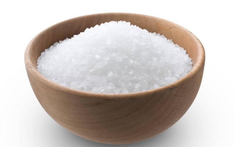 Don't pass the salt: WHO issues benchmarks for sodium content in food