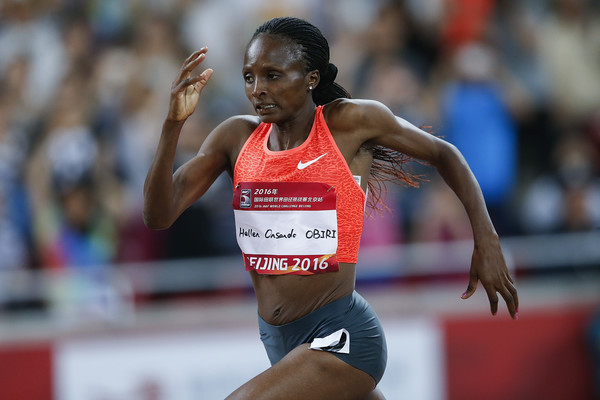 Here are some of the Kenyan sportsmen and women who are stopping at nothing to put food on the table