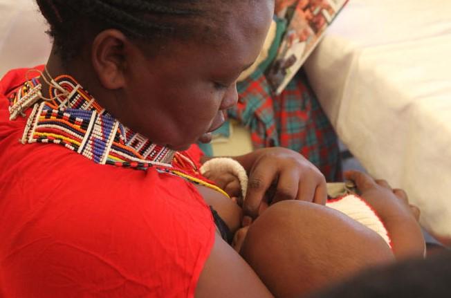 World Breastfeeding week: Kenyan men who suckle breast milk