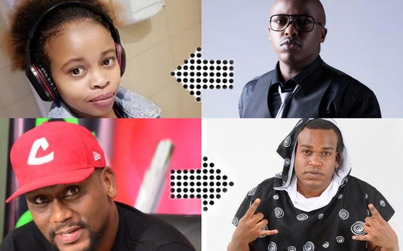 10 Kenyan celebrities you did not know were siblings