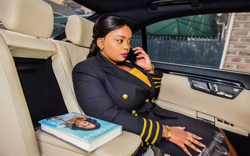 Rev Lucy Natasha speaks of her game-changing move
