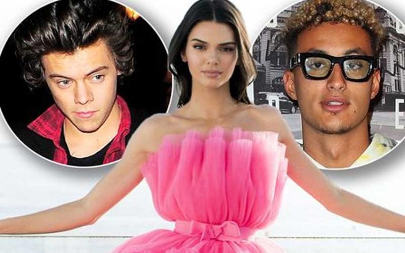 Inside Kendall Jenner's love life: Eight men she's dated