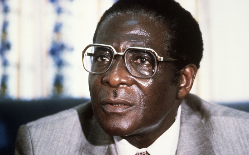 Mugabe: How bright star collapsed into symbol of desperation