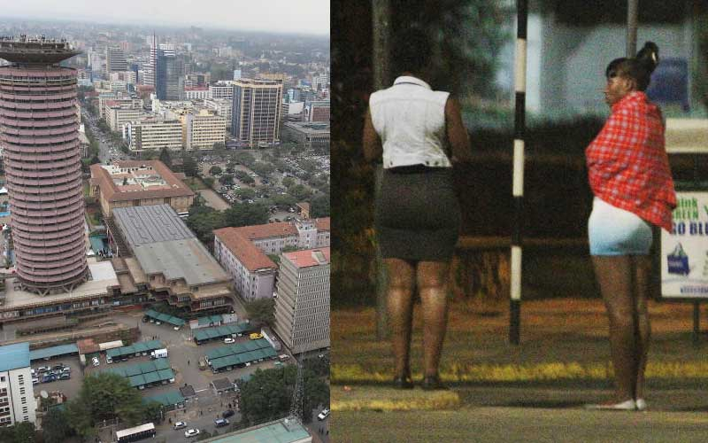 We lost Sh50 million during census curfew- Nairobi hookers