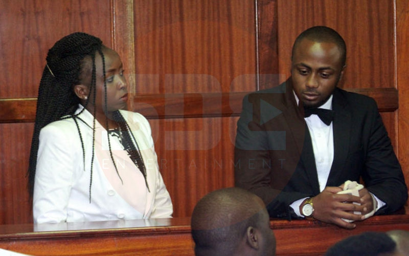 Dont mention my name: Maribe tells off critic on Jowies photo