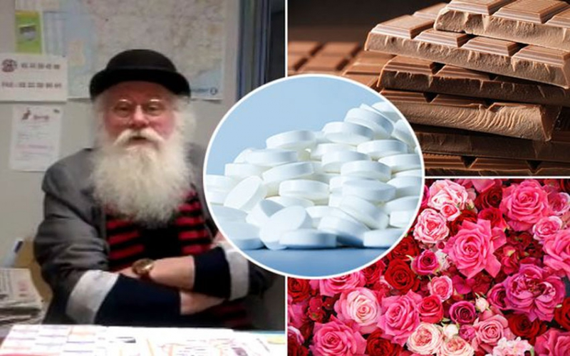 Man invents pills that make farts smell like roses