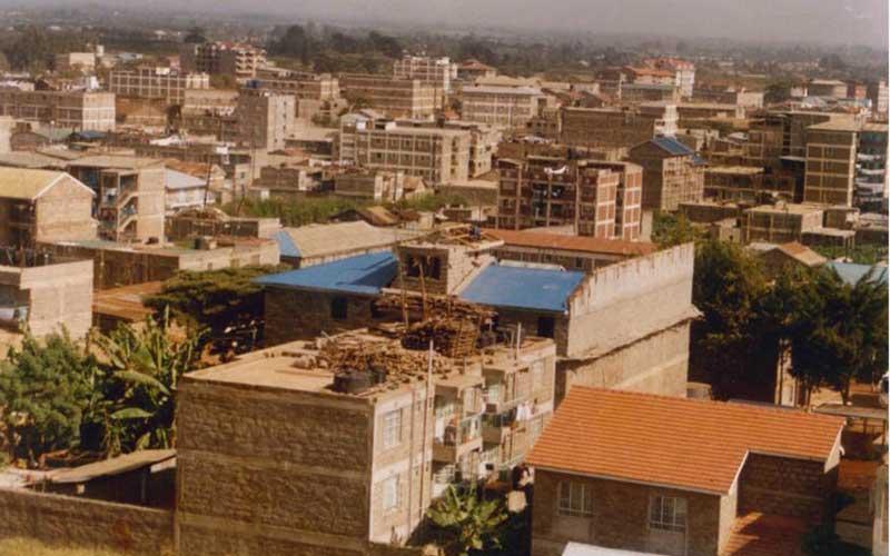 Why a majority of Nairobi barmaids reside in Zimmerman