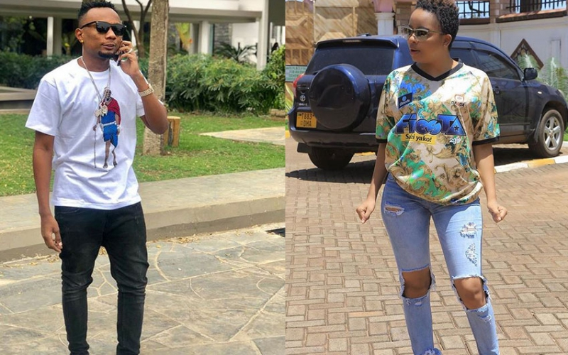 Are Nandy and ex-boyfriend back together?