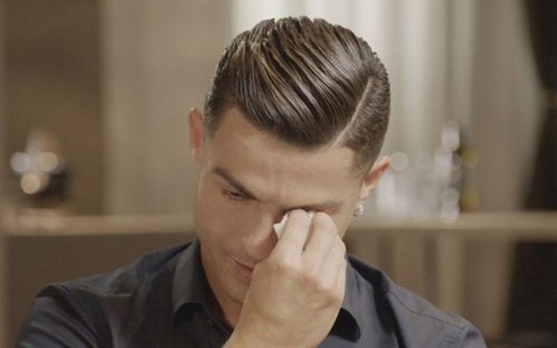 Ronaldo discovers woman who treated him kindly as a child