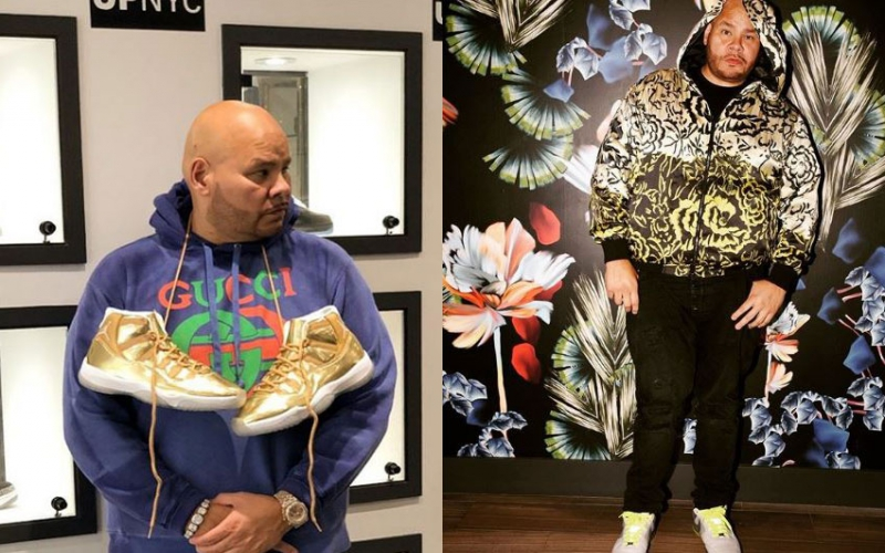 Rapper Fat Joe working on pilot for comedy series