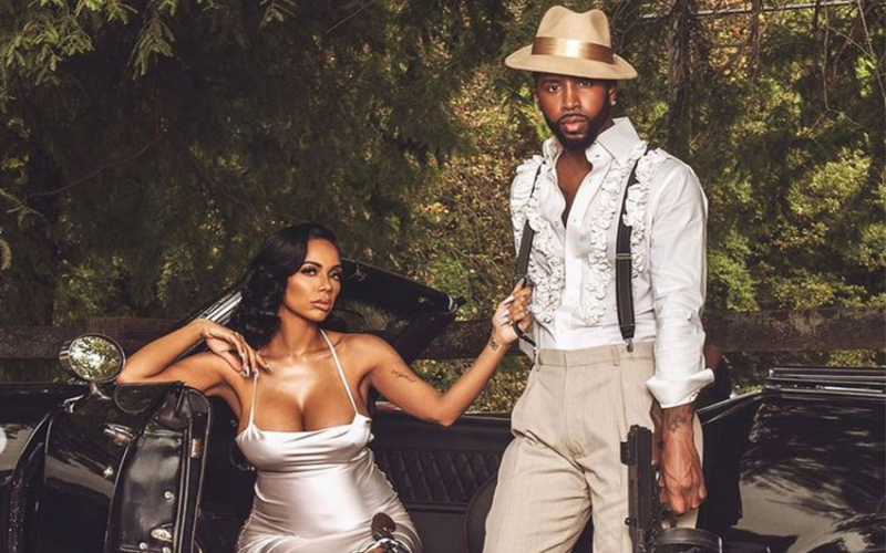 Fatherhood jouney beckons for reality TV star Safaree