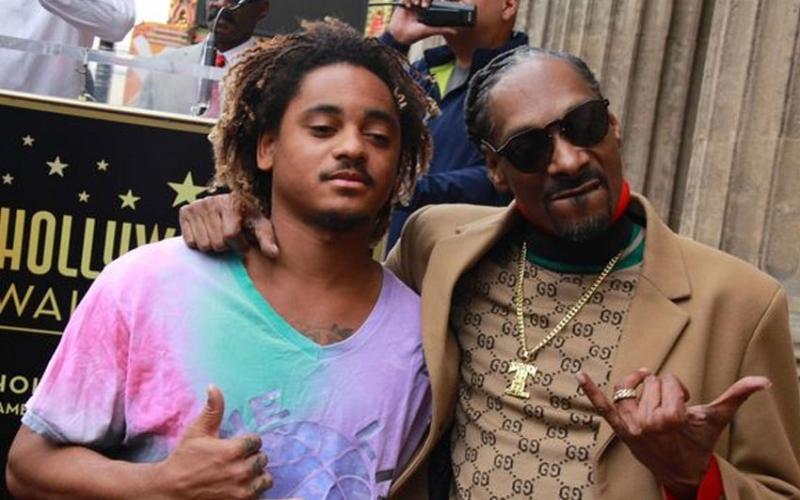 Grief as Snoop Dogg's grandson dies just ten days after birth