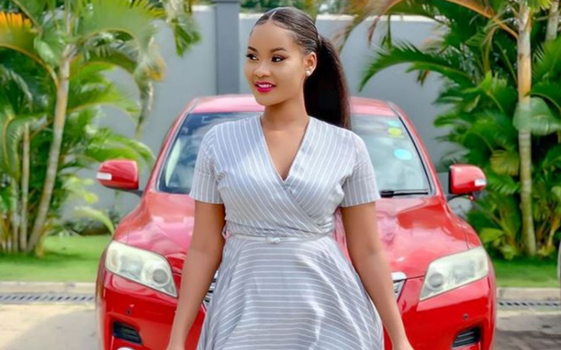 Hamisa Mobetto changes tune, declares she wants to wed
