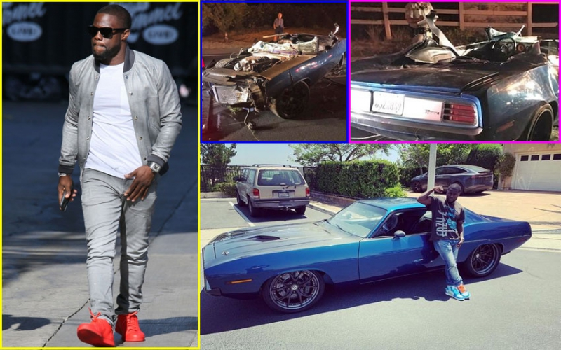 Kevin Hart's gruelling rehab plan revealed after horror crash