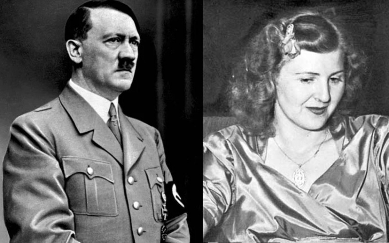 Undergarments belonging to Hitler's wife sold for over Sh776,000