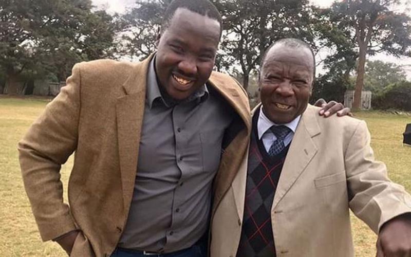 Willis Raburus sweet message to father on turning 70