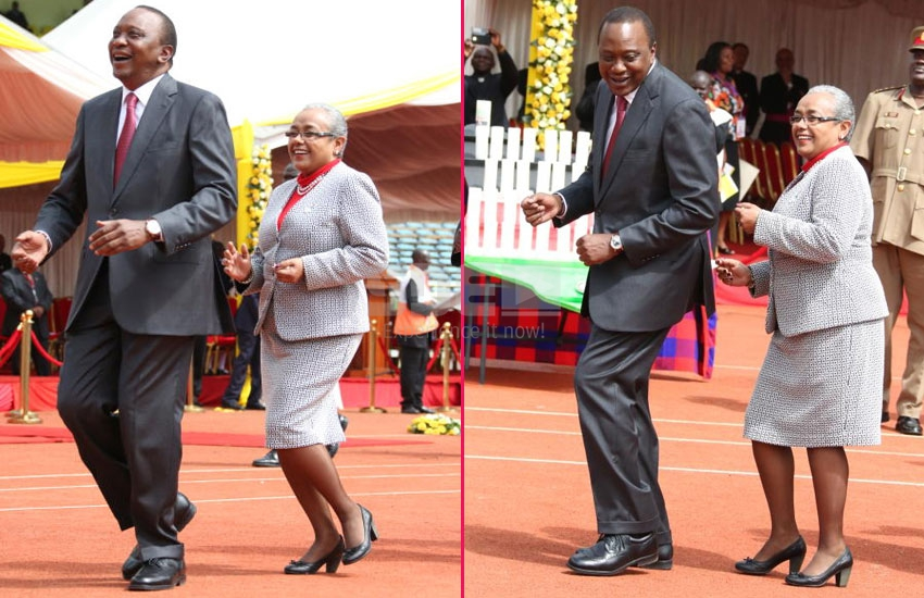 How Kenya's presidents use their ingenuity to wind down